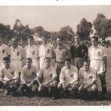 Coleccionismo deportivo: FOTOGRAFÍA ORIGINAL SD CEUTA 1949/50 49/50. Lote 151404534