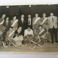 Coleccionismo deportivo: FOTO CAMPEONATO ESPAÑA 1960 PALACIO DEPORTES MADRID SANTA LUCÍA CORUÑA. Lote 151505318