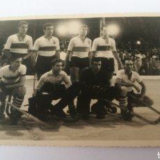 Coleccionismo deportivo: FOTO FIRMADA CAMPO OURIQUE PORTUGAL SELECCIÓN CORUÑA TERESA HERRERA. Lote 151505668