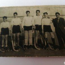 Coleccionismo deportivo: FOTO 1945 EQUIPO CLUB DEL MAR LICEO DE MONELOS. Lote 151508132