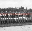 Coleccionismo deportivo: WEST HAM UNITED FOOTBALL CLUB 1926 EN EL ESTADIO METROPOLITANO - NEGATIVO DE CRISTAL . Lote 152285410