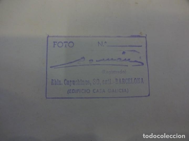 Coleccionismo deportivo: LUCHA LIBRE. Foto original 23 x 17. José TARRÉS entrevistado por Joaquin Soler Serrano. CIRCA 1950 - Foto 4 - 152321098