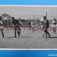 Coleccionismo deportivo: ONTENIENTE, VALENCIA - HOCKEY - CAMPO EL CLARIANO - FOTOGRAFICA. Lote 153787338