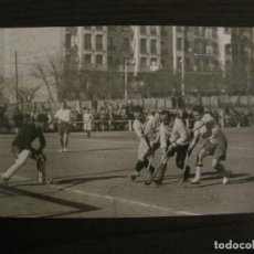 Coleccionismo deportivo: MADRID-HOCKEY CAMPEONATO FERROVIARIO CLUB DE CAMPO-FOTOGRAFIA ANTIGUA-VER FOTOS-(V-16.132). Lote 155159438