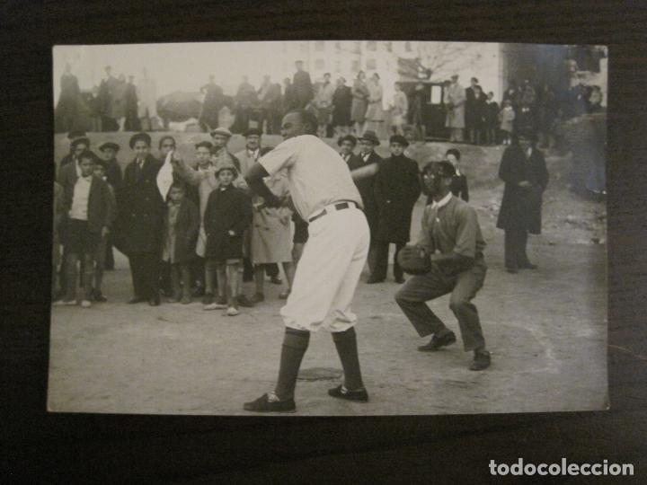 MADRID-BEISBOL-BASEBALL EN EL CAMPO DEL CLUB-FOTOGRAFIA ANTIGUA-VER FOTOS-(V-16.134) (Coleccionismo Deportivo - Documentos - Fotografías de Deportes)