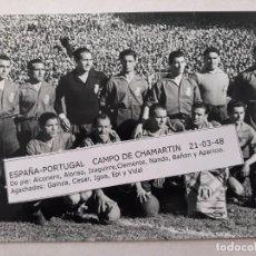 Sports collectibles - Fotografia seleccion española .1.948 - 155342102