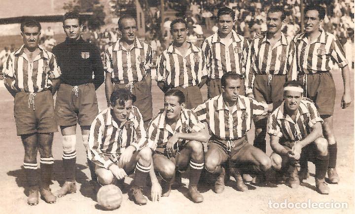 FOTOGRAFÍA ORIGINAL SIN IDENTFICAR AÑOS 40-50 (Coleccionismo Deportivo - Documentos - Fotografías de Deportes)