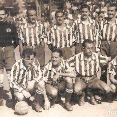 Coleccionismo deportivo: FOTOGRAFÍA ORIGINAL SIN IDENTFICAR AÑOS 40-50. Lote 158728458