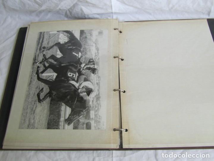 Coleccionismo deportivo: 2 álbumes de fotos de hípica años 70. Ver fotografías adicionales - Foto 35 - 158809614