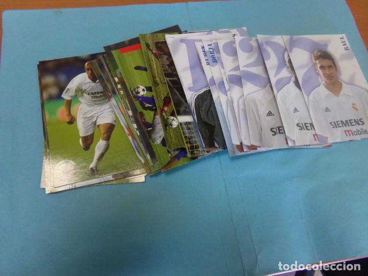 91 FOTO REAL MADRID PRODUCTO OFICIAL 2002-2003,SUELTAS A 3 EUROS UNIDAD (Coleccionismo Deportivo - Documentos - Fotografías de Deportes)