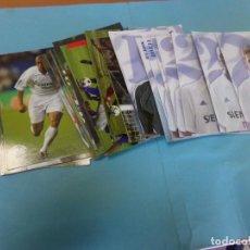 Coleccionismo deportivo: 91 FOTO REAL MADRID PRODUCTO OFICIAL 2002-2003,SUELTAS A 3 EUROS UNIDAD. Lote 159209106