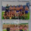 Coleccionismo deportivo: AT. MADRID. LOTE 2 FOTOS ALINEACIONES FINALISTA COPA DE EUROPA 1973-1974 EN HEYSEL CONTRA BAYERN M.. Lote 160311478