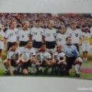 Coleccionismo deportivo: SELECCIÓN ALEMANA DE FÚTBOL. ALINEACIÓN CAMPEÓN EUROCOPA 1996 EN WEMBLEY CONTRA R. CHECA. FOTO. Lote 160312342