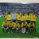 Coleccionismo deportivo: ARSENAL F.C. ALINEACIÓN FINALISTA CHAMPIONS 2005-2006 EN PARÍS CONTRA EL BARCELONA. FOTO. Lote 160312374