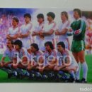 Coleccionismo deportivo: STEAUA DE BUCAREST. ALINEACIÓN CAMPEÓN DE EUROPA 1985-1986 EN SEVILLA CONTRA EL BARCELONA. FOTO. Lote 160312558