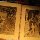 Coleccionismo deportivo: FOTOS RECREO ANTIGUAS ESQUI PEÑALARA ALPINISMO NAVACERRADA MADRID. Lote 161035262