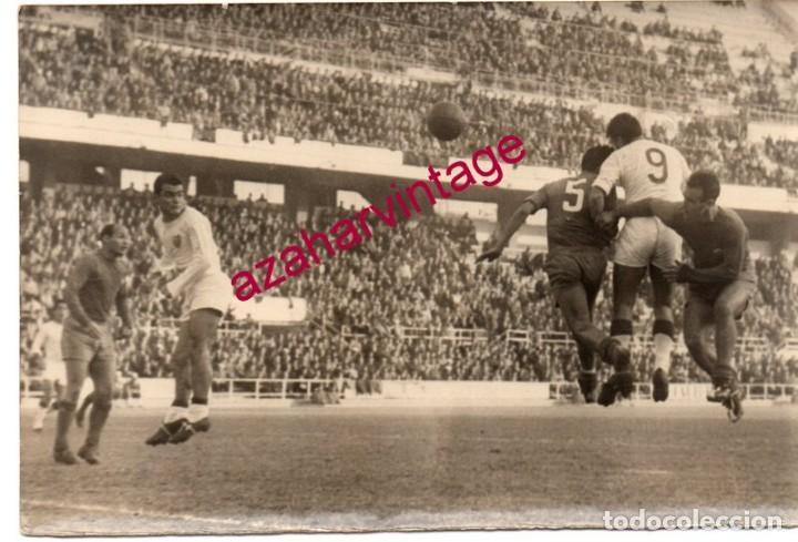 AÑOS 60, PARTIDO SEVILLA,F.C. - ELCHE,C.F., 180X120MM (Coleccionismo Deportivo - Documentos - Fotografías de Deportes)