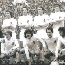Coleccionismo deportivo - FOTOGRAFÍA VALENCIA CF AÑOS 70 - 161807778