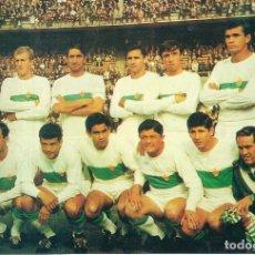 Coleccionismo deportivo - FOTOGRAFÍA ELCHE CF AÑOS 70 - 161808246