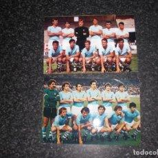 Coleccionismo deportivo - LOTE 2 FOTOGRAFÍAS RCD CELTA AÑOS 70 - 161808554