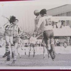 Coleccionismo deportivo: FOTO MOLLERUSA-MANRESA. 3/1985. FOTO CLARET FONT. Lote 162749874