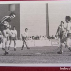 Coleccionismo deportivo: FOTO MOLLERUSA-MANRESA. 3/1985. FOTO CLARET FONT. Lote 162750934