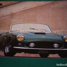 Coleccionismo deportivo: FOTOGRAFIA - FERRARI MODELO 250 GT SPYDER CALIFORNIA. Lote 164254158