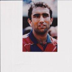 Coleccionismo deportivo: BARÇA: FOTOGRAFÍA DE ABELARDO. Lote 164815730