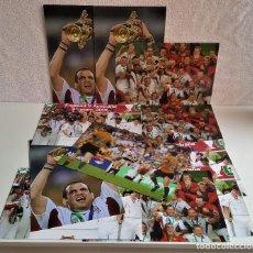 Coleccionismo deportivo: LOTE DE 11 FOTOS RELACIONADAS CON DEPORTE RUGBY - 30 X 20.CM APROX (ALGUNAS REPETIDAS). Lote 164974886
