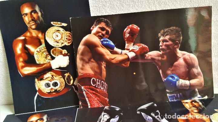 Coleccionismo deportivo: LOTE DE 13 FOTOS RELACIONADAS CON DEPORTE BOXEO, UFC, BELLATOR- 30 X 20.CM APROX (ALGUNAS REPETIDAS) - Foto 6 - 164975410