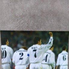 Coleccionismo deportivo: FOTOGRAFÍA OFICIAL REAL MADRID, MAGICBOX, Nº 69. Lote 165042262