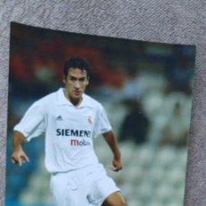 Coleccionismo deportivo: FOTOGRAFÍA OFICIAL REAL MADRID, MAGICBOX, Nº 35. Lote 165089098