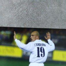 Coleccionismo deportivo: FOTOGRAFÍA OFICIAL REAL MADRID, MAGICBOX, Nº 94. Lote 165090182