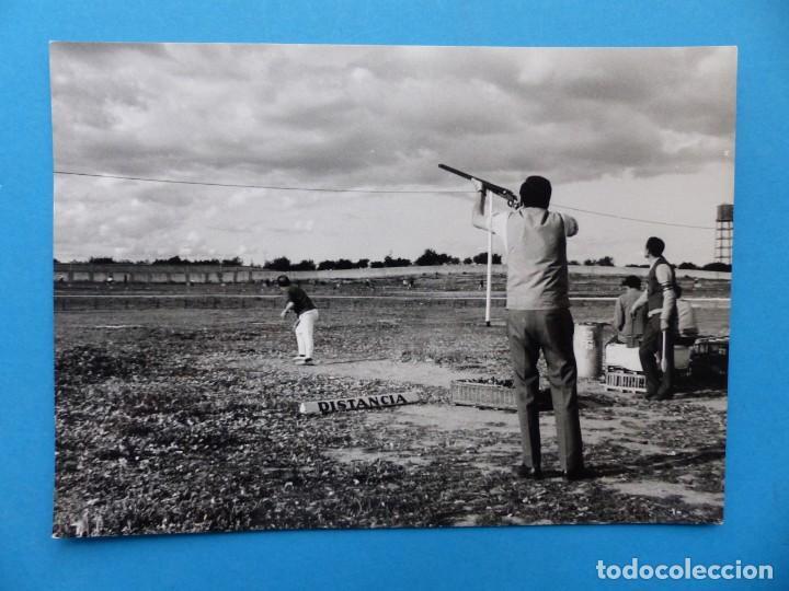 Coleccionismo deportivo: TIRO PICHON, 5 FOTOGRAFIAS, VALENCIA - AÑOS 1960 - Foto 4 - 165639718