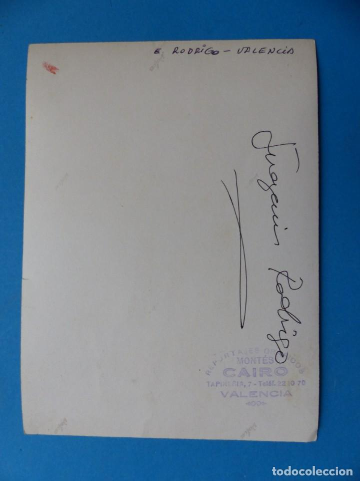 Coleccionismo deportivo: TIRO PICHON, 5 FOTOGRAFIAS, VALENCIA - AÑOS 1960 - Foto 7 - 165639718