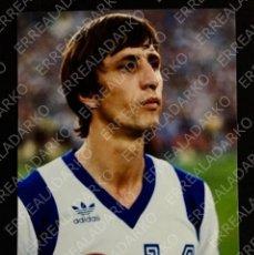 Coleccionismo deportivo: FOTOGRAFIA 10X15 JOHAN CRUYFF - L.A.AZTECS 1979. Lote 165667030