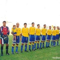 Coleccionismo deportivo: FOTOGRAFÍA ORIGINAL CÁDIZ CF TROFEO CARRANZA. Lote 166404390