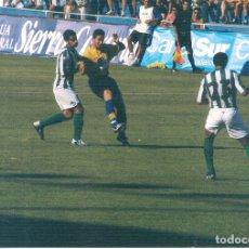 Coleccionismo deportivo: FOTOGRAFÍA ORIGINAL TROFEO CARRANZA CÁDIZ CF REAL BETIS . Lote 166404878