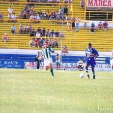 Coleccionismo deportivo: FOTOGRAFÍA ORIGINAL TROFEO CARRANZA REAL BETIS SAMPDORIA . Lote 166405186