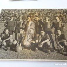 Coleccionismo deportivo: VALENCIA. GIMNASTICO, CF. ANTIGUO EQUIPO. FORMACIÓN. ANTIGUO ESTADIO DE VALLEJO? FOTO LUIS VIDAL. Lote 167922296