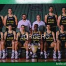 Coleccionismo deportivo: ESTUDIANTES CAJA POSTAL BALONCESTO 1991-1992. CAMPEÓN COPA DEL REY. FOTO. Lote 168352192