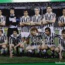 Coleccionismo deportivo: JUVENTUS DE TURIN. ALINEACIÓN FINALISTA COPA DE EUROPA 1982-1983 EN ATENAS CONTRA EL HAMBURGO. FOTO. Lote 168352288