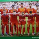 Coleccionismo deportivo: VALENCIA C.F. ALINEACIÓN PARTIDO DE LIGA 2015-2016 EN LOS CÁRMENES CONTRA EL GRANADA. FOTO. Lote 168353388
