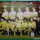 Coleccionismo deportivo: U.D.LAS PALMAS. ALINEACIÓN FINALISTA COPA DEL REY 1977-1978 EN EL BERNABÉU CONTRA EL BARCELONA. FOTO. Lote 168353876
