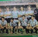 Coleccionismo deportivo: R. BETIS B. ALINEACIÓN PARTIDO DE LIGA 1986-1987 EN EL SÁNCHEZ PIZJUÁN CONTRA EL SEVILLA. FOTO. Lote 168353932