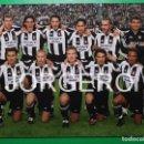 Coleccionismo deportivo: JUVENTUS DE TURÍN. ALINEACIÓN FINALISTA CHAMPIONS 1997-1998 EN AMSTERDAM CONTRA R. MADRID. FOTO. Lote 168355524