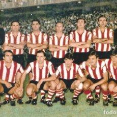 Coleccionismo deportivo: FOTOGRAFIA AT. BILBAO 1966/67 66/67. Lote 168498312
