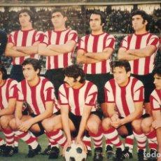 Coleccionismo deportivo: FOTOGRAFÍA AT. BILBAO 1972/73 72/73 . Lote 168586568