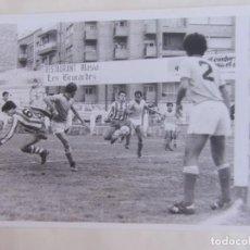 Coleccionismo deportivo: FUTBOL. MANRESA-SANTBOIÁ .1984. FOTO ORIGINAL. Lote 169134856