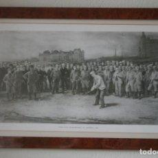 Coleccionismo deportivo: EDICION DE LA FOTOGRAFIA ORIGINAL DEL OPEN GOLF CHAMPONSHIP, ST. ANDREWS, 1895 FIRMADA MICHAEL BROWN. Lote 170515080